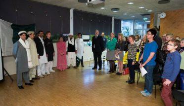 اسٹونیا،یونیورسٹی آف تارتومیں کلچرل ڈے،پاکستانی طلبہ نے ملکی ثقافت کواجاگرکیا