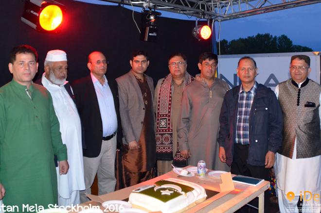 Pakistan Mela Stockholm 2016