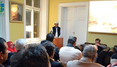 سویڈن میں سفارت خانہ پاکستان میں عید میلاد النبی ؐ کی پروقار تقریب کا انعقاد