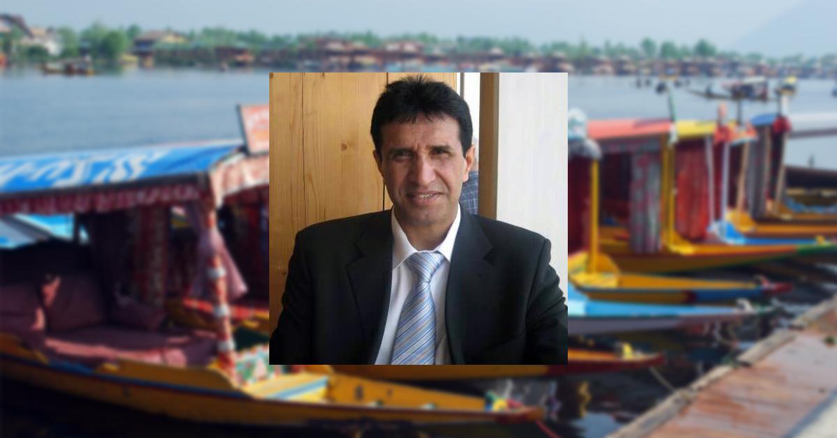 جموں کشمیر لبریشن فرنٹ یورپ کے صدر تنویر احمد چودھری