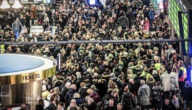 سویڈن کے دو بڑے شہروں میں بم کی دھمکیاں، ٹرینیں خالی کرالی گئیں