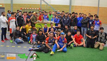 آلبی انڈور کرکٹ ٹورنامنٹ 2017