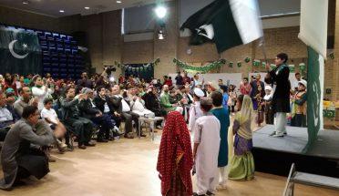 بیرون ملک پاکستانی حب الوطنی کے جذبہ سے سرشار ، ملک کا فخر ہیں،طارق ضمیر