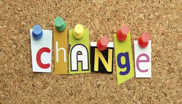 تبدیلی کےمراحل