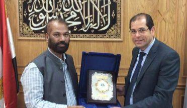 مصر اردو کی تابناک سرزمین