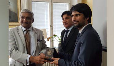 پاکستان میں صلاحیت اور استعداد کی کمی نہیں
