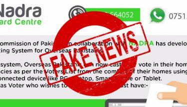 اوورسیز پاکستانی عام انتخابات میں آن لائن ووٹ ڈال سکتے ہیں؟