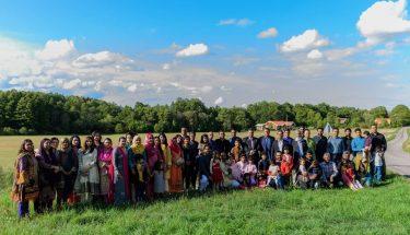 ویستراس میں عید ملن