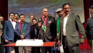 اسٹاک ہوم کے علاقہ میسٹا میں تحریک انصاف کے اراکین نے ایک بڑا عوامی اجتماع منعقد کیا