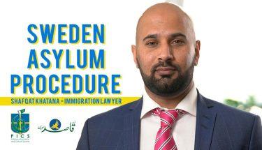 سویڈن کے امیگریشن قوانین، شفقت کھٹانہ کے ساتھ