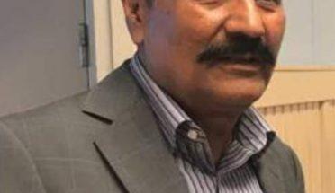 چوہدری مشتاق علی کی نماز جنازہ 8 فروری بروز جمعہ ترک مسجد فتیا میں ادا کردی گئی