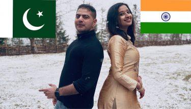 مہسم سعید اور ایشوریا کی جگل بندی کی ویڈیو جاری