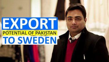 پاکستانی مصنوعات جو آپ سویڈن کو ایکسپورٹ کر سکتے ہیں