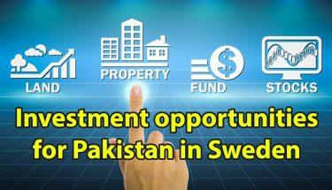 سویڈن میں سرمایہ کاری کے مواقع