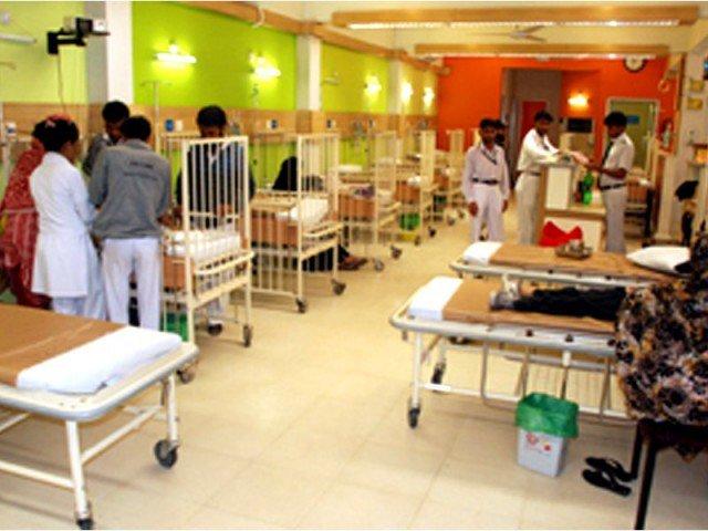 ہیپا ٹائٹس کے مرض کی شرح بڑھ گئی، بہت سے افراد تشخیص نہیں کرا پاتے، ڈاکٹر ضیغم فوٹو: فائل