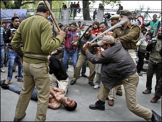 مقبوضہ کشمیر میں انسانی حقوق کی ابتر صورتحال اور کشمیریوں کی گرفتاریوں پر سخت تشویش ہے، کیینڈین گلوبل افیئرز (فوٹو:فائل) ۔ (فوٹو: فائل)
