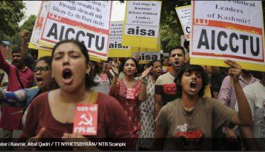 سویڈن کو تنازعہ کشمیر پر آواز اٹھانا ہوگی