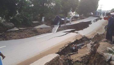 ملک بھر میں شدید زلزلہ، میرپور میں عمارت گرنے سے 50 زخمی، بچی جاں بحق
