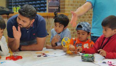 پی ایس بی سی پاکستانی بچوں میں سائنس و ٹیکنالوجی  کی دلچسپی بڑھانے کے لیے کوشاں