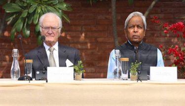 مسئلہ کشمیر ، سویڈن کے بادشاہ کا بھارت سے بڑا مطالبہ