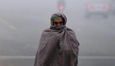 سردی کی شدید لہر پاکستان میں داخل ھو رھی ھے