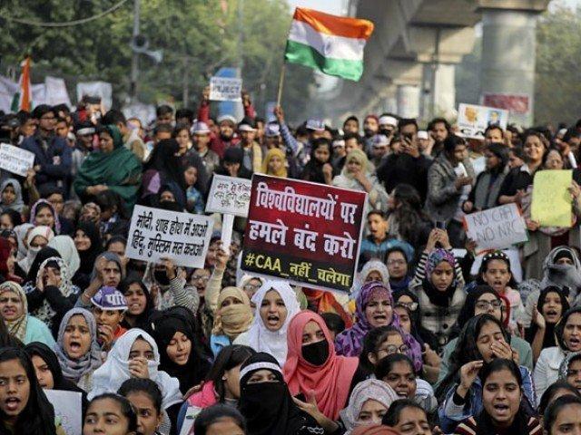 کیرالہ متنازع شہریت قانون کے خلاف سپریم کورٹ میں درخواست دائر کرنے والی پہلی بھارتی ریاست ہے فوٹو:فائل