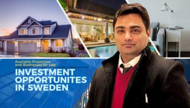 سویڈن میں سرمایہ کاری انتہائی محفوظ ترین  ہے اور ماہانہ آمدنی بہترین منافع کی ضمانت ہے