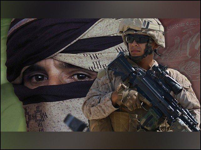 نیویارک ٹائمز نے دعویٰ کیا ہے کہ روس نے افغانستان میں تعینات امریکی فوجیوں کے قتل کےلیے طالبان کو بھاری معاوضہ دیا۔ (فوٹو: یوٹیوب اسکرین گریب)