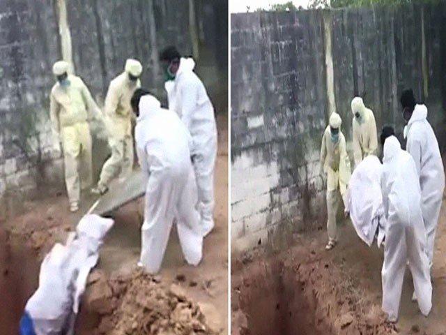 مودی سرکار کورونا وبا پر قابو پانے میں مکمل ناکام ہوگئی ہے، فوٹو : بھارتی میڈیا