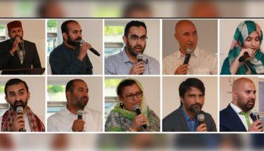 اسٹاک ہوم کمیونٹی سینٹر میں آزادیِ پاکستان کا جشن